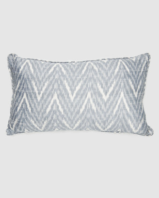 Cloth & Co. Chevron Ikat Cushion