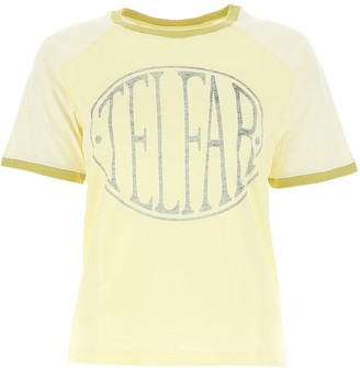 Telfar Raglan Sleeves T-Shirt