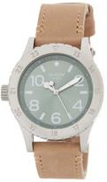 Nixon Men&s 38-20 Leather Watch