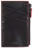 Lodis Women's Audrey Ina Card Case - Black