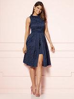 New York & Co. Eva Mendes Collection - Freya Dress - Jacquard