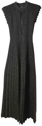 Sonia Rykiel Gold Wool Dresses