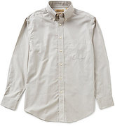 Roundtree & Yorke Gold Label Long Sleeve Solid Dobby Non-Iron Perfect Performance Sportshirt