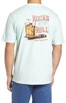 Tommy Bahama Men's Big & Tall Smokin' Rocks Graphic T-Shirt