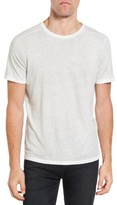 John Varvatos Men's Reverse Sprayed T-Shirt