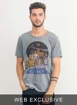 Junk Food Clothing Star Wars Tee-steel-xxl