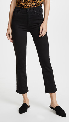 Mother The Insider Crop Jeans