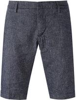 Dondup Felix bermuda shorts - men - Cotton/Linen/Flax/Spandex/Elastane - 30