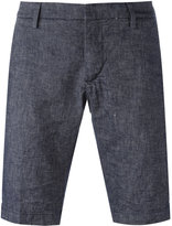 Dondup Felix bermuda shorts - men - Cotton/Linen/Flax/Spandex/Elastane - 35