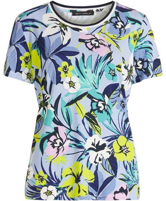 Betty Barclay Floral tee