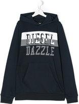 Diesel Teen Sidev hoodie