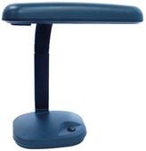 Flexi Fluorescent Desk Lamp Finish: Blue