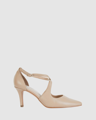 Sandler - Women's Nude All Pumps - Merit - Size One Size, 7 at The Iconic