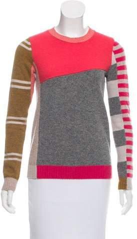 Etoile Isabel Marant Wool Crew Neck Sweater