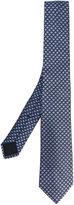Gucci bee pattern tie