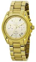 Burgmeister Women's ' Quartz and Stainless-Steel-Plated Casual Watch, Color:Gold-Toned (Model: BM337-279)