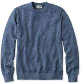 L.L. Bean Cotton Ragg Sweater, Crewneck Slightly Fitted