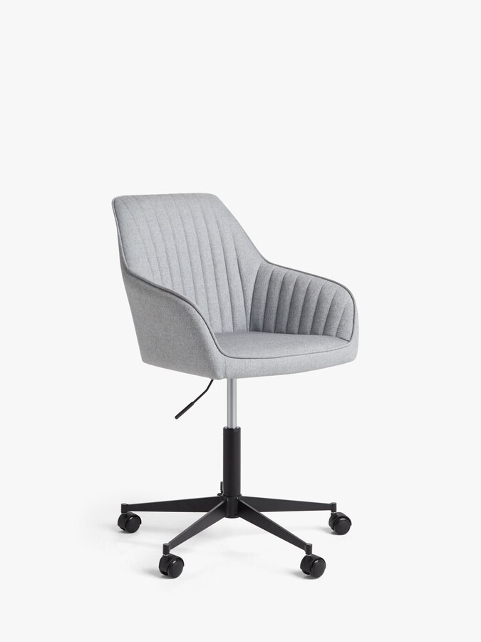 Thumbnail for your product : John Lewis & Partners Toronto Office Chair, Grey