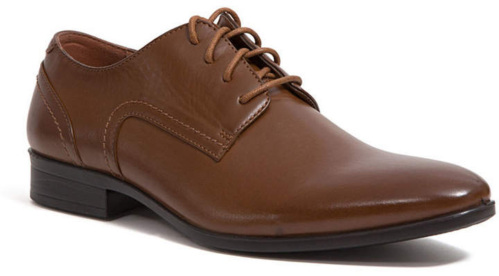 Deer Stags Men Shipley Memory Foam Classic Oxford Men Shoes