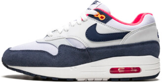 Nike Womens Air Max 1 'Midnight Navy' Shoes - Size 5W