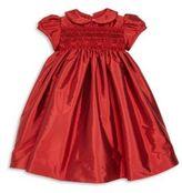 Isabel Garreton Baby's Collared Smocked Dress