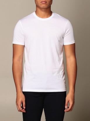 Armani Exchange Basic Short-sleeved T-shirt