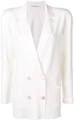 Agnona structured blazer