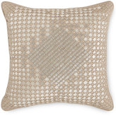 "Hotel Collection Dimensions Champagne 16"" x 16"" Decorative Pillow"