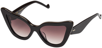 Zimmermann Paisley Cat-Eye Sunglasses