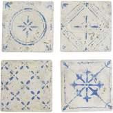 Casa Uno Fez Cement Coaster (Set of 4)