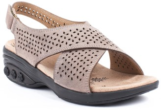 THERAFIT Shoes Cross Strap Sandals - Olivia