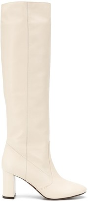 L'Autre Chose Knee-High Leather Boots