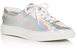 J/Slides Women's Lacee Low Top Sneakers