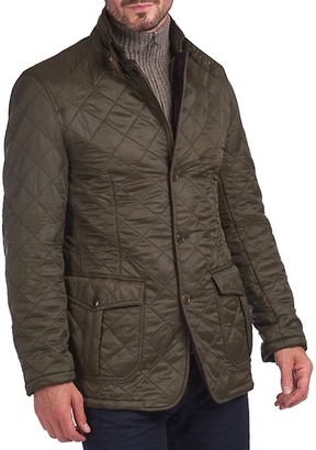 Barbour Doister Diamond Quilted Jacket