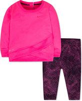 Nike Baby Girls' 2-Pc. Sport Tunic & Leggings Set