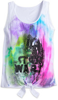 Disney Darth Vader Tank Tee for Women by Star Wars Boutique
