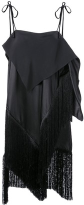 Marques Almeida Long Fringed Tunic