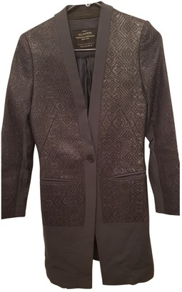 AllSaints Navy Jacket for Women
