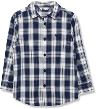 M&Co Check shirt (3-12yrs)