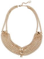 Valentino Layered rockstud-embellished gold-tone necklace