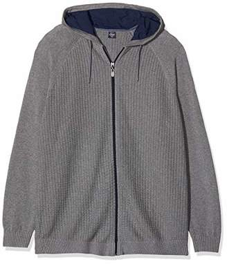 S'Oliver Big Size Men's 15.910.64.2438 Cardigan,XX-Large