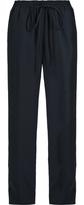 Jil Sander Cyrius wide-leg crepe trousers