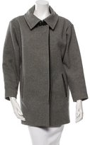 Isabel Marant Button-Up Wool Coat