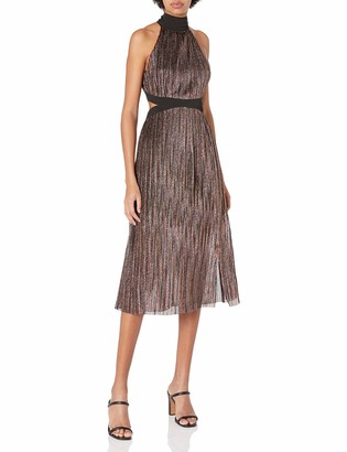 BCBGeneration Women's Bow Back Cocktail Dress