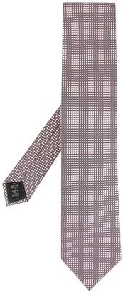 Ermenegildo Zegna Square Patterned Tie