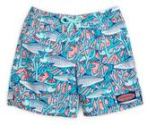 Vineyard Vines Toddler's, Little Boy's & Boy's Bonefish Drawstring Swim Shorts