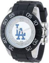 Game Time Men's MLB-BEA-LA Beast Round Analog Watch
