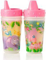 Evenflo Feeding 2-pk. Zoo Friends 10-oz. Insulated Sippy Cups