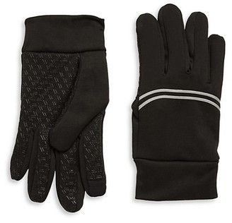 Saks Fifth Avenue Water-Resistant Gloves