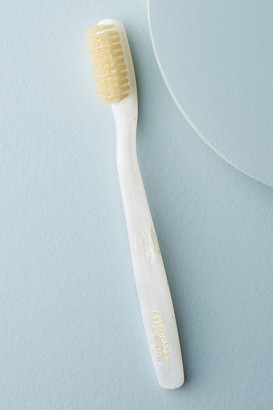 C.O. Bigelow Natural Bristle Toothbrush By in White Size ALL
